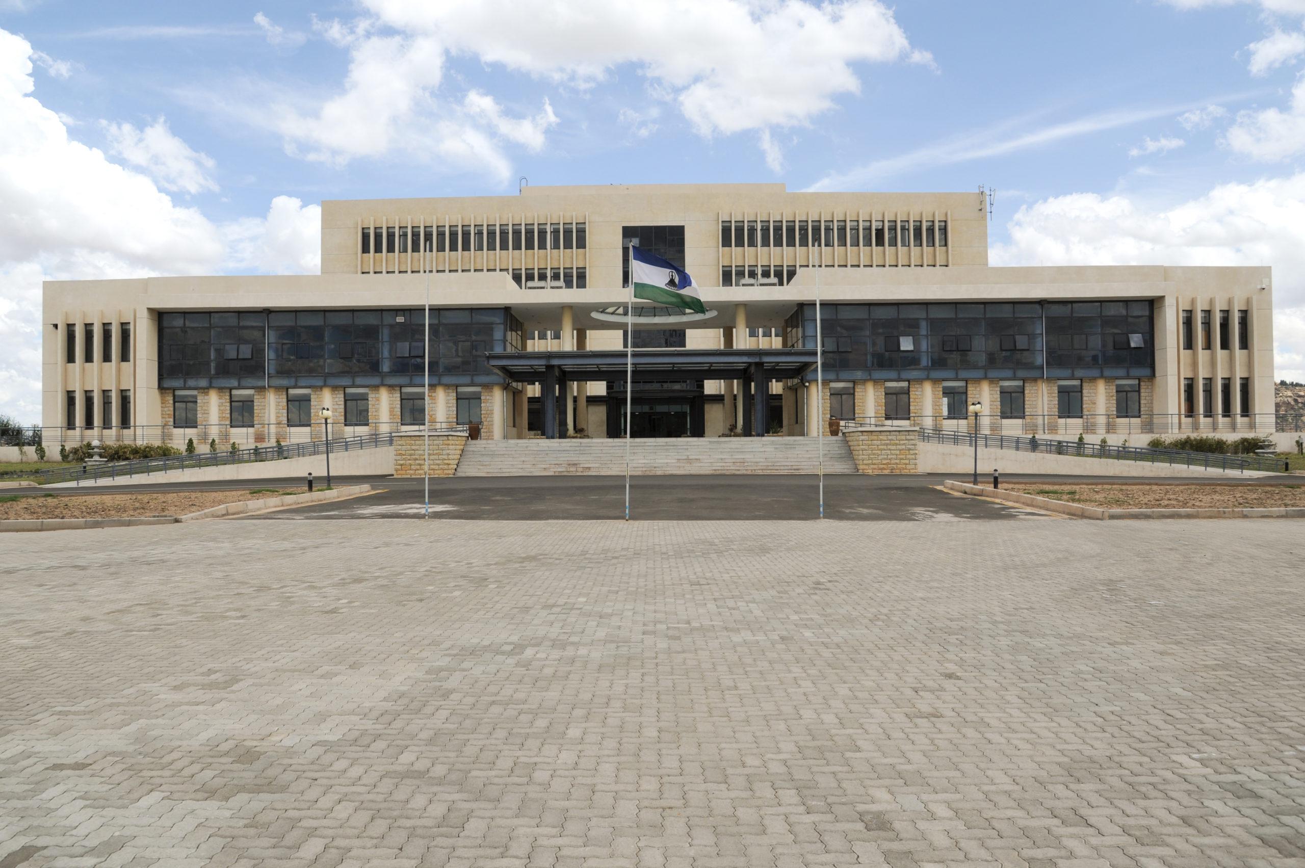 LesothoParliament